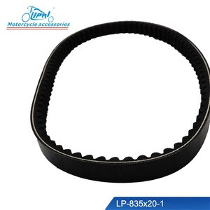 Motorcycle Engines Parts Toothed Belt For GY6 125 835-20   LIPAI
