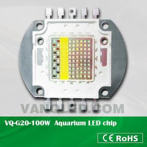 Multi Chip LED For Coral /Marine Aquarium/Light Emitting Plasma,2-5Channels,Customized Color Ratio,R/B/W
