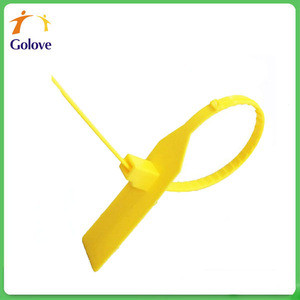 Nylon ballot security cable tie