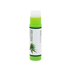 Private Label Lip Care Moisturizing Nourishing Organic Hemp Lip Balm