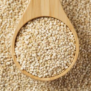 Quinoa Grains.