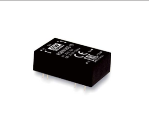 RSDW08 & RDDW08 series Meanwell 8W DIP Package Reliable Railway DC-DC Convert power supply