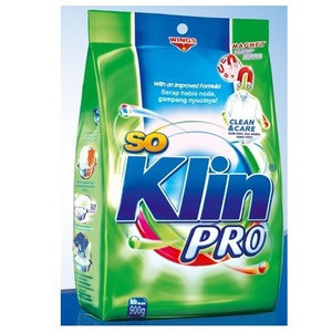 So Klin Pro powder detergent
