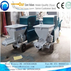 Stable Working Performance! sprayer cement mortar concrete spraying machine for sale//0086-15037190623