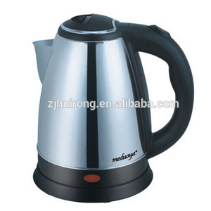 Stainless steel 1.8L electric kettle for home