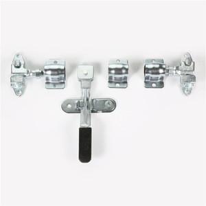 Stainless Steel truck container door lock/refrigerator truck door lock parts/vans truck door lock