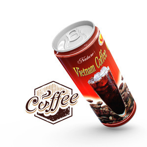 Vietnam canned coffee drink_inspired coffee