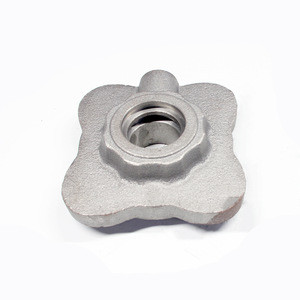 Wholesale ductile iron hydraulic cylinder clevis spare parts for excavator