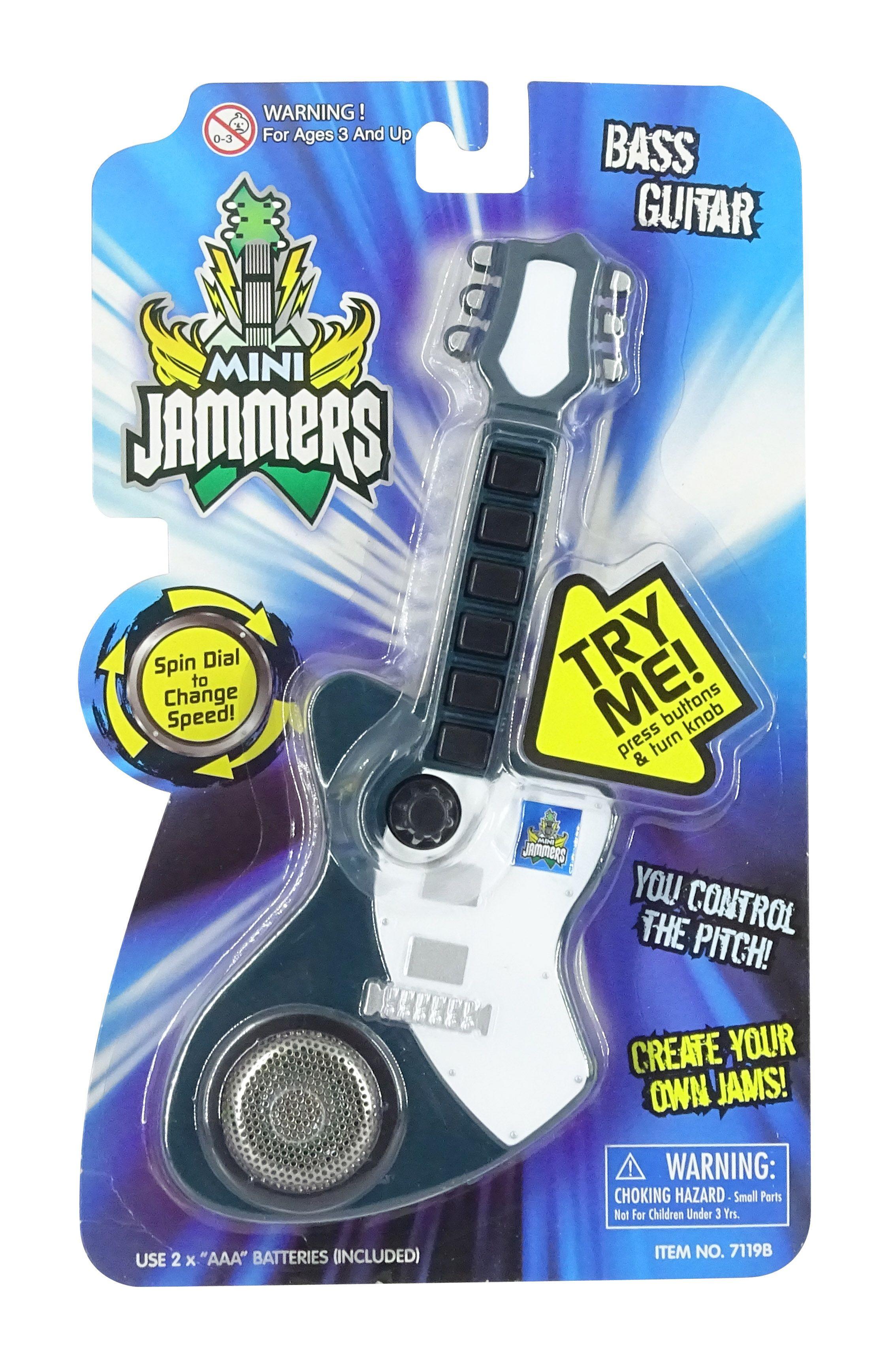 Mini Jammers - Bass Guitar