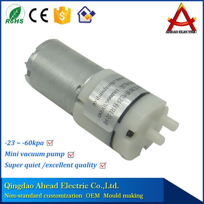 2L DC12V high pressure mini air vacuum pump