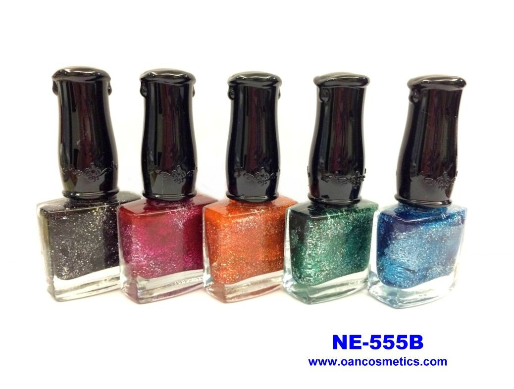 Bling-Bling Glitter Nail Polish