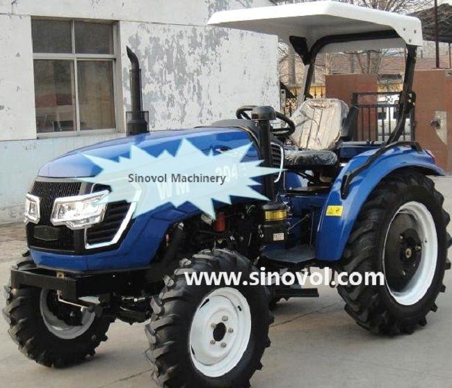 Sinovol tractors 25-50hp