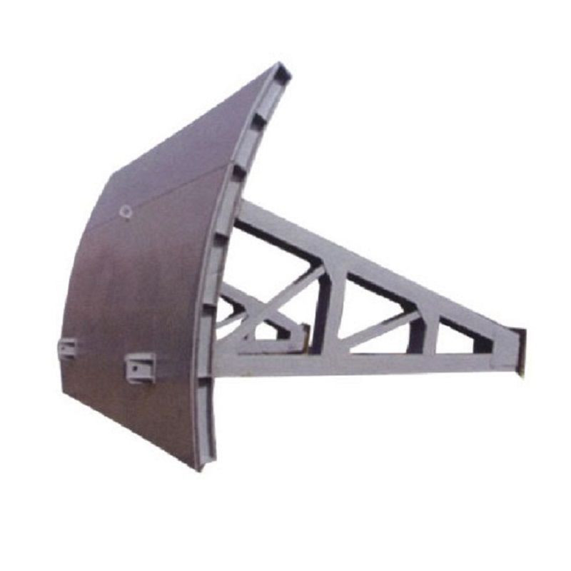 High Quality Wastewater Water Treatment  Gate Sluice Gate Sluice Valve Penstock in River Course