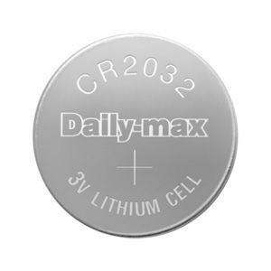 Daily-max Lithium Cell Button Battery CR2032