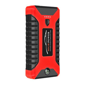 12V Portable Automobile emergency power supply mini car jump starter car jump start power rechargeable battery power pack