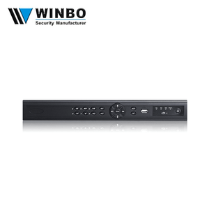 8CH Smart NVR Ethernet Network Port Support Cloud Storage