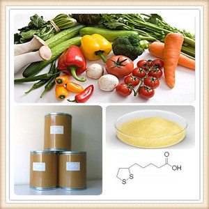 Alpha lipoic acid/alpha lipoic acid powder/r alpha lipoic acid