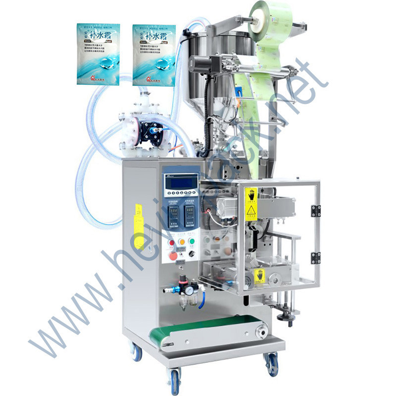 Automatic petroleum jelly packing machine  petrolatum packaging machine