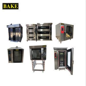 Bakery bread oven for baking bread cake pizza