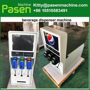 Carbonated beverage fountain soda machine / Electric post mix dispenser