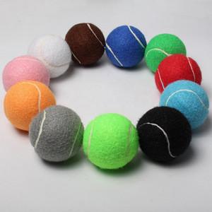 Cheap Tennis Ball Custom Logo Print Tennis Balls