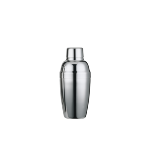 Classic and Elegant Stainless Steel Cocktail Shaker Set