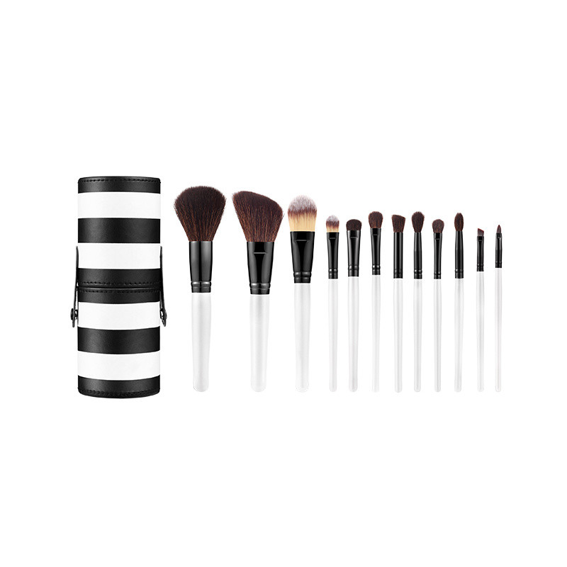 Cosmetic Tool Makeup Brush Powder Brush with Vegan Hair