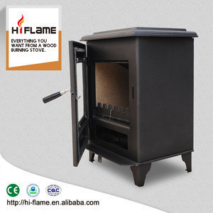 EPA 8KW Antique Wood Burning Stove Using for Living Room Fireplaces with Replacement Parts HF907