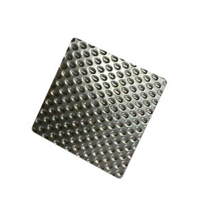 Foshan price 304 201 embossed Stainless steel plates for decoration