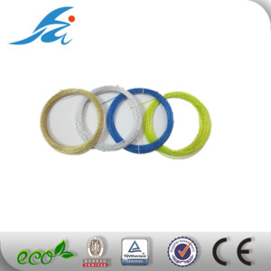 High quality polyester tennis strings for tennis racket