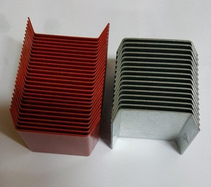 High Tensile Steel Strapping Seals(Clips) Nestack/Magazine 114A type double notch seal