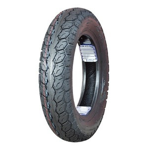 Hina High Quality tubeless Motorcycle Tyre 3.50-10 with scooter motorcycle tyre