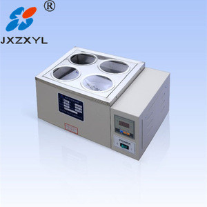 Laboratory digital thermostatic Circulating water bath with four holes