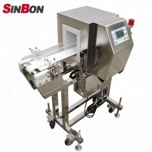 Metal detector for pharmaceutical industry