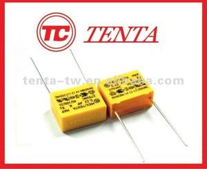 MKP X2 capacitor
