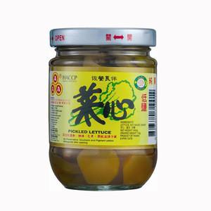 New Design Bottle Package 3A Pickled Lettuce Preserved Vegetable Food