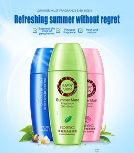 OEM ODM HanChan fresh plant refreshing liquid antiperspirant deodorant