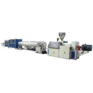 PE20--110  Plastic extrusion machine for PE pipe
