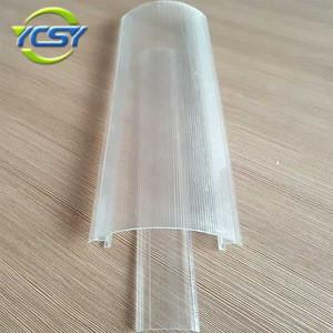 Plastic lampshade cover