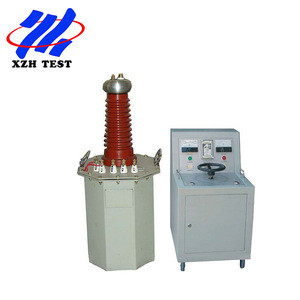Power frequency Dry typeHV testing transformer(50kV/6kVA)