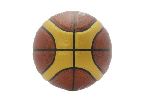 PU material factory price sport cheap basketball