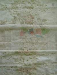 Sell Embroidery Curtain Fabric