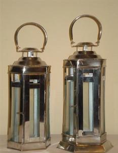 Silver Metal Lanterns,Decorative Metal Candle Lantern,Designer Metal Lanterns