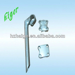 Single aluminium die casting bicycle body components parts