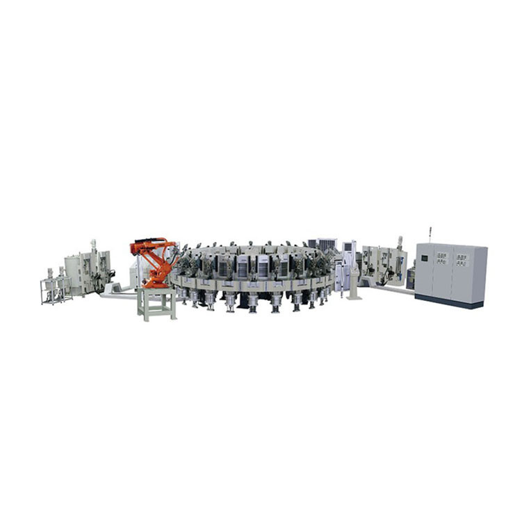 SOGUTECH double heads PU injection moulding machine for safety shoes making