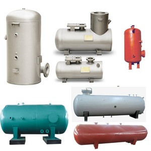 Steel pressure vessel supply with the best quality for sale
