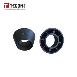 TECON plastic cone and tie rod pvc pipe