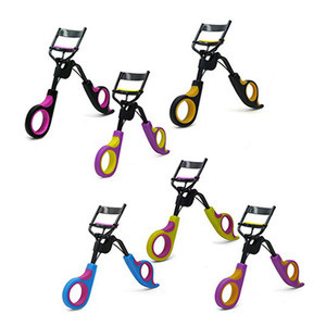 Wholesale Eyelash Curler Makeup with Advanced Silicone Pressure Pad Hot Selling Customizable Logo