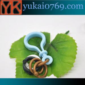 "Yukai Plastic O Rings Oring for Dee webbing Belts Buckle Bag 1"""
