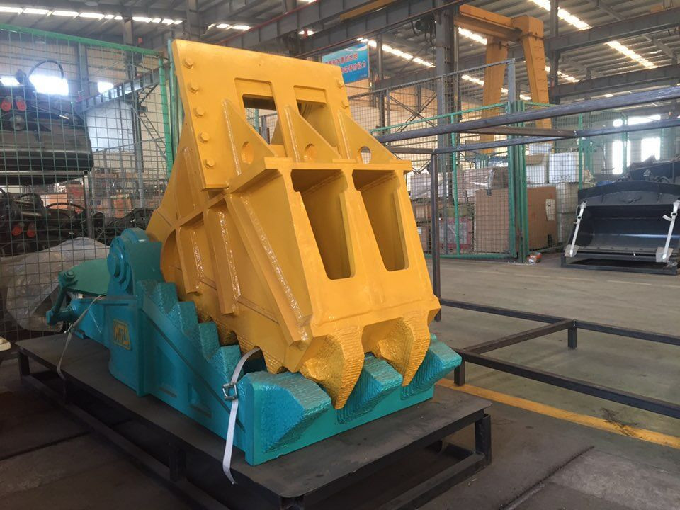 PC120 concrete breaker mechanical crusher